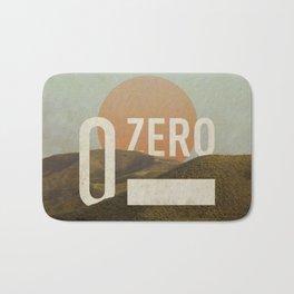 Zero Bath Mat