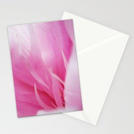 Peony Pink Stationery Cards