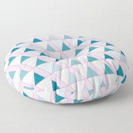 Top Triangle Floor Pillow