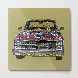 carro5 Metal Print