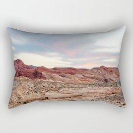 Nevada Mountains 8-7 Rectangular Pillow