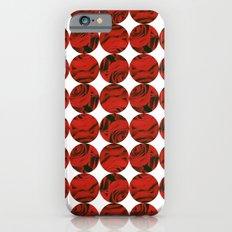 Roses (red) iPhone 6s Slim Case