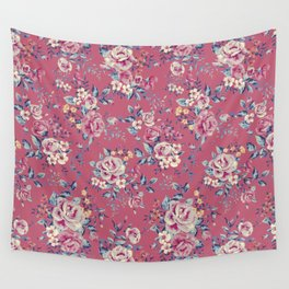 Floral Pattern 5.4 Wall Tapestry