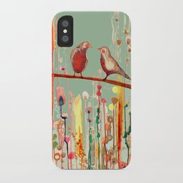 in your eyes iPhone Case