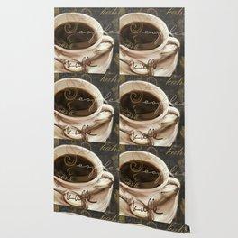 Le Cafe II Wallpaper