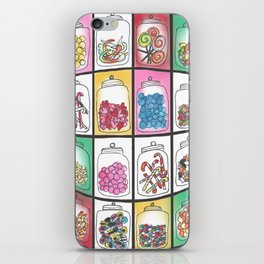 Candy Shop iPhone Skin