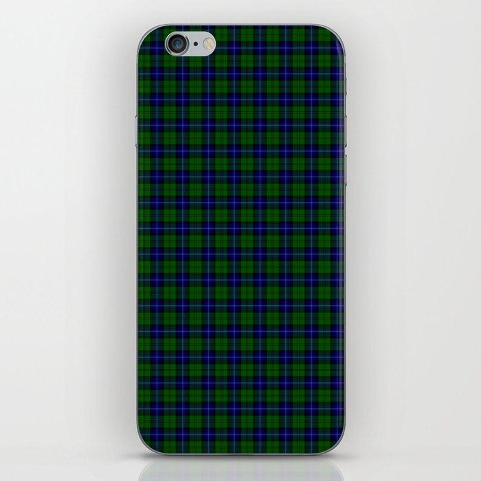 Urquhart Tartan iPhone Skin