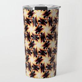 Moderne Pattern 08 Travel Mug