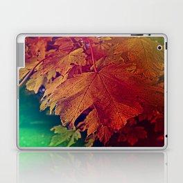 colours of autumn Laptop & iPad Skin