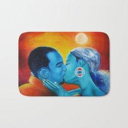 Love Kiss Bath Mat