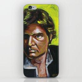 Han Solo iPhone Skin