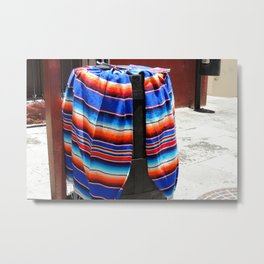 Mexico colors Metal Print