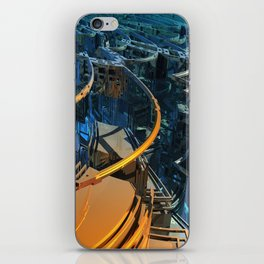 Cit-zen iPhone Skin