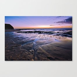 Headlands Dawn Canvas Print
