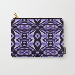 Stained Glass Collection V Lilac Levitations Carry-All Pouch