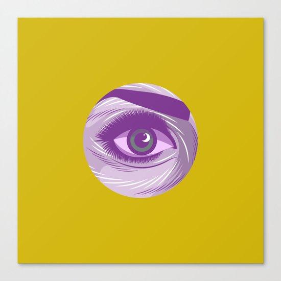// EYE-SPY // Canvas Print
