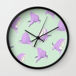 Chirimoyos Wall Clock