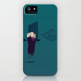 Count Dripula iPhone Case