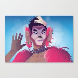 Manila Luzon (as Tweaker) Canvas Print
