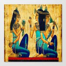 Egyptian Women Canvas Print