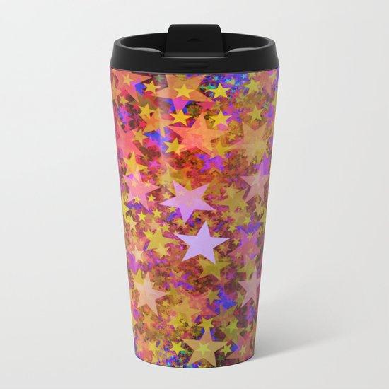 So Many Stars Metal Travel Mug