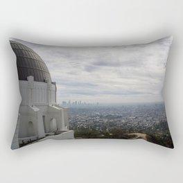 Griffith Observatory Rectangular Pillow