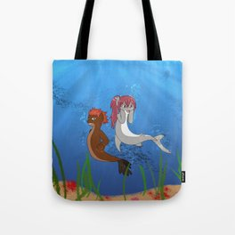 Free Pony Kou & Seijuro Tote Bag