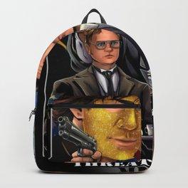 threat level midnigt Backpack