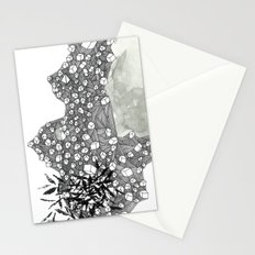 Homer dans la peripherie  Stationery Cards