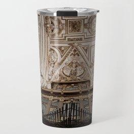 Organ and Ceiling (Cordoba Cathedral) Travel Mug