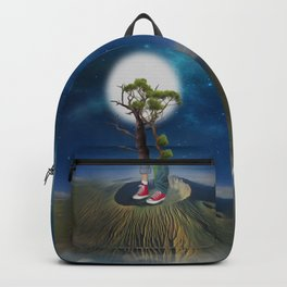 Growing up-Fantasy-Surrealism Backpack