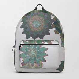 Growing Succulents Backpack