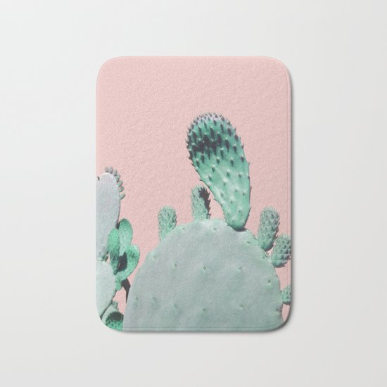 Cactus Blossom Bath Mat