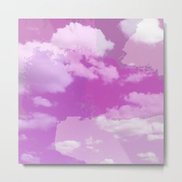 Lavender & Such Metal Print