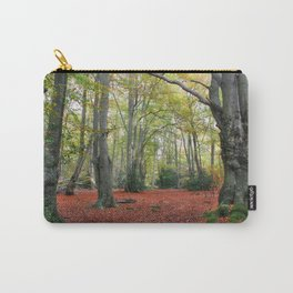 Walking Through Epping Forest Carry-All Pouch