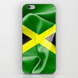 Jamaica Flag iPhone Skin