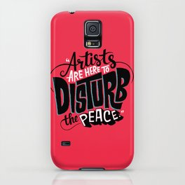 Disturb The Peace iPhone Case