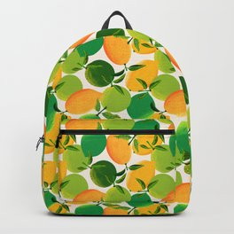 Lemons and Limes Backpack