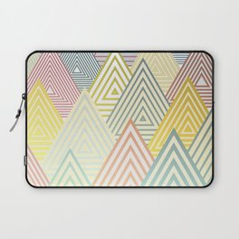 Pastel Mountains Laptop Sleeve