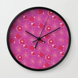 Aniseandjuniper Wall Clock