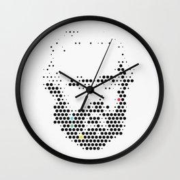 Marx in Dots Wall Clock