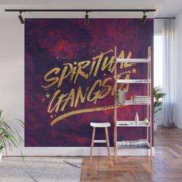 Spiritual Gangsta Wall Mural