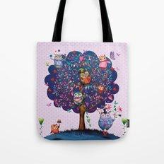 nightowls Tote Bag