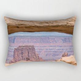 Canyonlands Rectangular Pillow