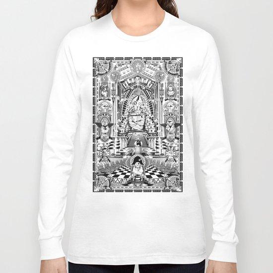 BASADO EN HECHOS SURREALES Long Sleeve T-shirt