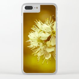 Common hawthorn #2 Clear iPhone Case