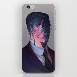Glitch_03 iPhone Skin
