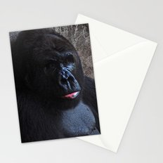 Gorilla Stationery Cards