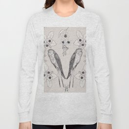 Summer Swallow Long Sleeve T-shirt