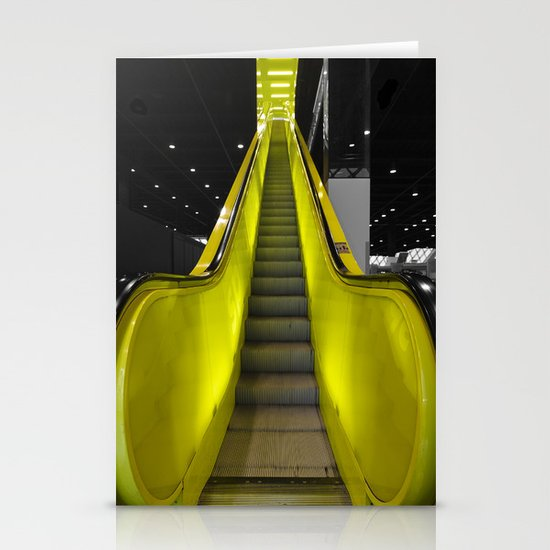 Escalator Stationery Cards
